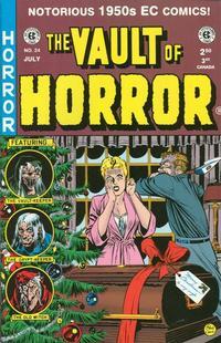 Cover Thumbnail for Vault of Horror (Gemstone, 1994 series) #24