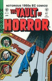 Cover Thumbnail for Vault of Horror (Gemstone, 1994 series) #26