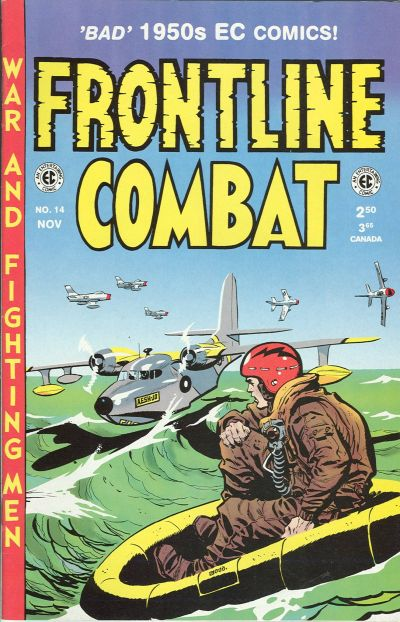 Cover for Frontline Combat (Gemstone, 1995 series) #14