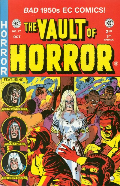 Cover for Vault of Horror (Gemstone, 1994 series) #17