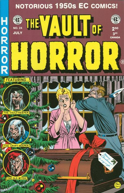 Cover for Vault of Horror (Gemstone, 1994 series) #24