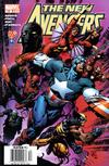 Cover for New Avengers (Marvel, 2005 series) #12 [Newsstand Edition]