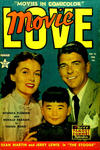 Cover for Movie Love (Eastern Color, 1950 series) #13