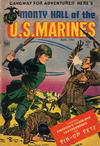 Cover for Monty Hall of the U.S. Marines (Toby, 1951 series) #1