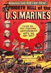 Cover for Monty Hall of the U.S. Marines (Toby, 1951 series) #2