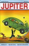 Cover for Jupiter (Sandberg Publishing, 1999 series) #7