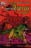 Cover for Jurassic Park: Raptor (Topps, 1993 series) #1