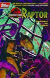Cover for Jurassic Park: Raptor (Topps, 1993 series) #2