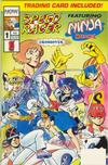 Cover for Speed Racer featuring Ninja High School (Now, 1993 series) #1