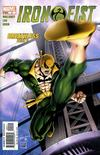 Cover for Iron Fist (Marvel, 2004 series) #2