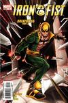 Cover for Iron Fist (Marvel, 2004 series) #3