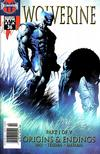 Cover for Wolverine (Marvel, 2003 series) #36 [Newsstand]