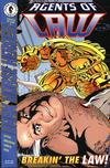 Cover for Agents of Law (Dark Horse, 1995 series) #2