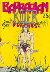 Cover for Barbarian Killer Funnies (Bud Plant, 1974 series) #1