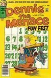 Cover for Dennis the Menace Fun Fest Series (CBS Consumer Publishing, 1980 series) #16