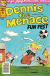 Cover for Dennis the Menace Fun Fest Series (CBS Consumer Publishing, 1980 series) #17