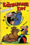 Cover for The Katzenjammer Kids (Pines, 1950 series) #12