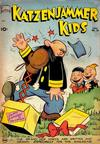 Cover for The Katzenjammer Kids (Pines, 1950 series) #16