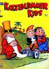 Cover for The Katzenjammer Kids (Pines, 1950 series) #17