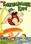 Cover for The Katzenjammer Kids (Pines, 1950 series) #18