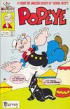 Cover for Popeye (Harvey, 1993 series) #1