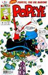 Cover for Popeye (Harvey, 1993 series) #6