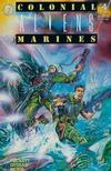 Cover for Aliens: Colonial Marines (Dark Horse, 1993 series) #4