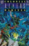 Cover for Aliens: Colonial Marines (Dark Horse, 1993 series) #5
