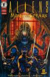 Cover for Aliens: Music of the Spears (Dark Horse, 1994 series) #1