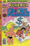 Cover for Richie Rich & His Girl Friends (Harvey, 1979 series) #2