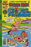 Cover for Richie Rich & His Girl Friends (Harvey, 1979 series) #5
