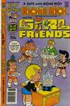 Cover for Richie Rich & His Girl Friends (Harvey, 1979 series) #6