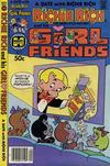 Cover for Richie Rich & His Girl Friends (Harvey, 1979 series) #9
