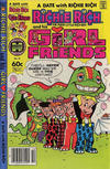 Cover for Richie Rich & His Girl Friends (Harvey, 1979 series) #14