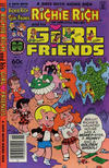 Cover for Richie Rich & His Girl Friends (Harvey, 1979 series) #15