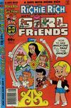 Cover for Richie Rich & His Girl Friends (Harvey, 1979 series) #16