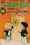 Cover for Richie Rich & Jackie Jokers (Harvey, 1973 series) #3