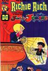 Cover for Richie Rich & Jackie Jokers (Harvey, 1973 series) #4