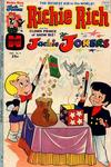 Cover for Richie Rich & Jackie Jokers (Harvey, 1973 series) #9