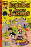 Cover for Richie Rich & Jackie Jokers (Harvey, 1973 series) #28