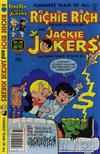 Cover for Richie Rich & Jackie Jokers (Harvey, 1973 series) #32