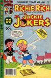 Cover for Richie Rich & Jackie Jokers (Harvey, 1973 series) #42