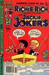 Cover for Richie Rich & Jackie Jokers (Harvey, 1973 series) #45