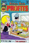 Cover for Richie Rich Profits (Harvey, 1974 series) #9
