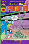 Cover for Richie Rich Profits (Harvey, 1974 series) #10