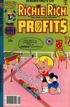 Cover for Richie Rich Profits (Harvey, 1974 series) #24
