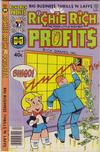 Cover for Richie Rich Profits (Harvey, 1974 series) #32