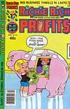 Cover for Richie Rich Profits (Harvey, 1974 series) #34