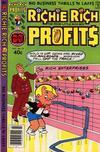Cover for Richie Rich Profits (Harvey, 1974 series) #35