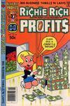 Cover for Richie Rich Profits (Harvey, 1974 series) #36